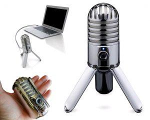 AVT USB tafelmicrofoon voor spraakherkenning en digitaal dicteren