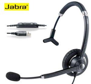 Jabra UC Voice 750 USB 75% Noice Cancelling headset (mono)