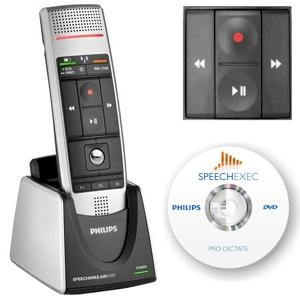 Philips SpeechMike Air Pro dicteermicrofoon + SpeechExec Pro - LFH3005