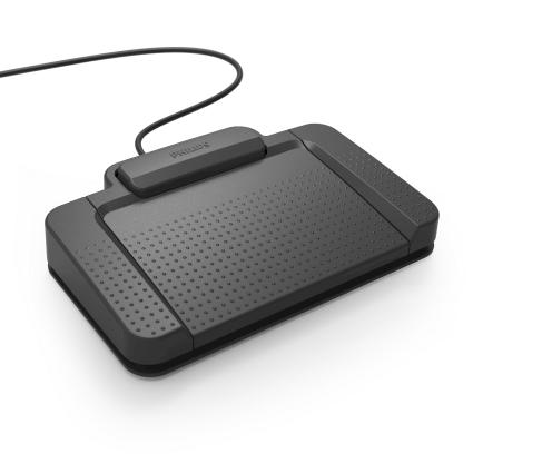 Philips ACC2330 transcriptie - 4-standen - voetpedaal - zonder software