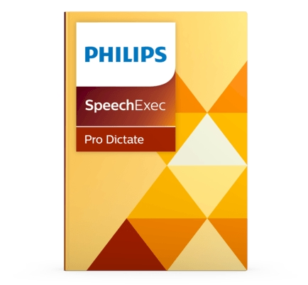 Philips SpeechExec Pro Dictate - Dicteer- en workflowsoftware - LFH4400