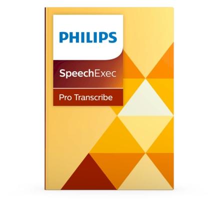 Philips Speech Exec Pro Transcribe - Transcriptie- en workflowsoftware - LFH4500