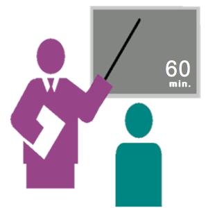 60 minuten AVT remote personal training
