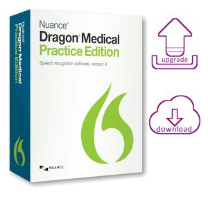 Dragon Medical Practice Edition 3 - Upgrade als download