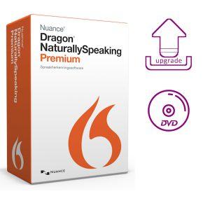 Dragon Naturallyspeaking 13 Premium upgrade-DVD