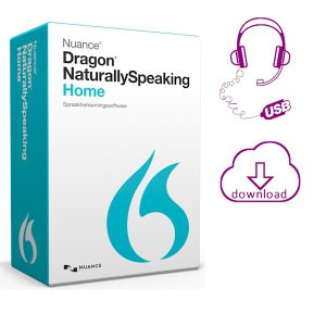 Dragon Home - doos met USB-headset en dvd