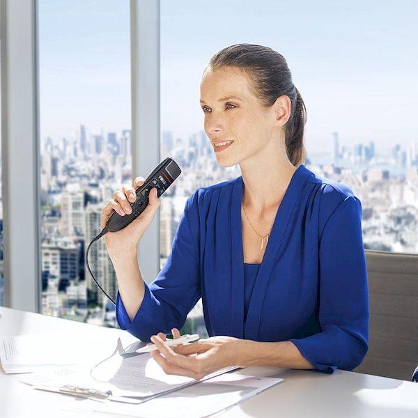 Philips SpeechMike Premium Touch voor op kantoor