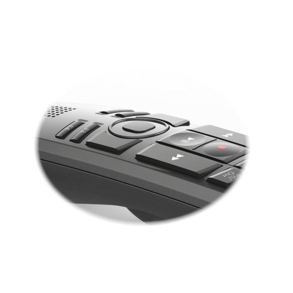 Trackpad muisfunctie van de Philips-SpeechMike-Premium-Touch