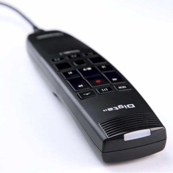 Grundig DigtaSonic Mic-3 handmicrofoon GDD8300 met muisfunctie - voorkant