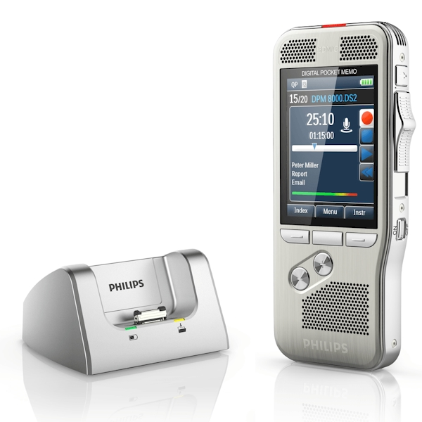 Philips PocketMemo - DPM8300