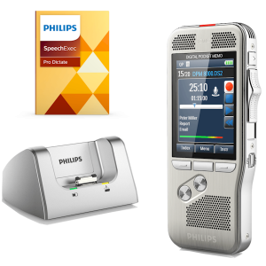 Philips PocketMemo recorder - DPM8200