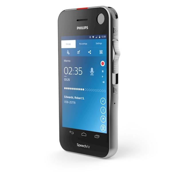 Philips Speech Air Dicteer recorder PSP1100