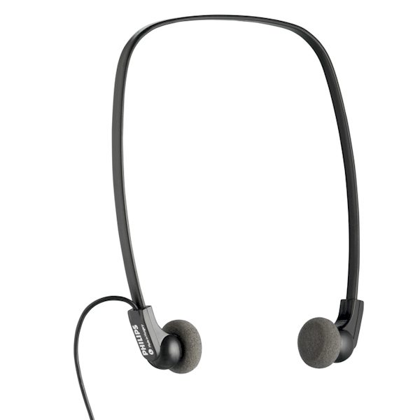Philips LFH334, Secretarial headset - stereo