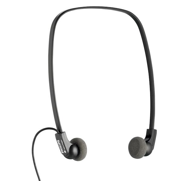 Philips LFH334, Secretarial headset - stereo