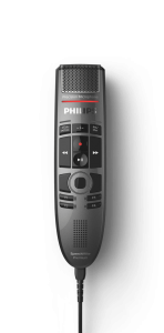 Philips SpeechMike in combinatie met Dragon Medische spraakherkenning