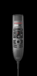 Philips SpeechMike voor gebruik met Dragon Legal spraakherkenning voor de advocatuur