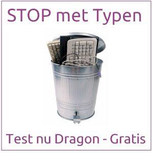 Stop met typen - test nu Dragon spraakherkenning helemaal gratis bij AVT