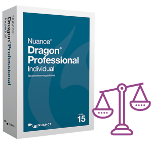 Dragon 15 Professional Legal