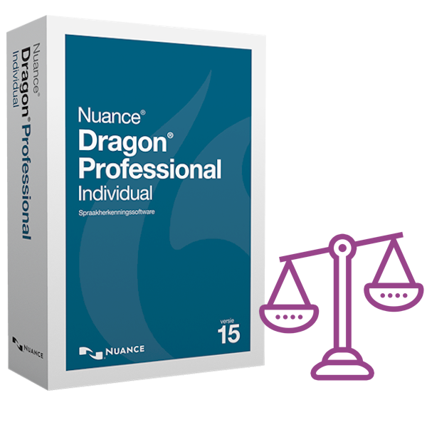 ● Dragon 15 Professional Legal