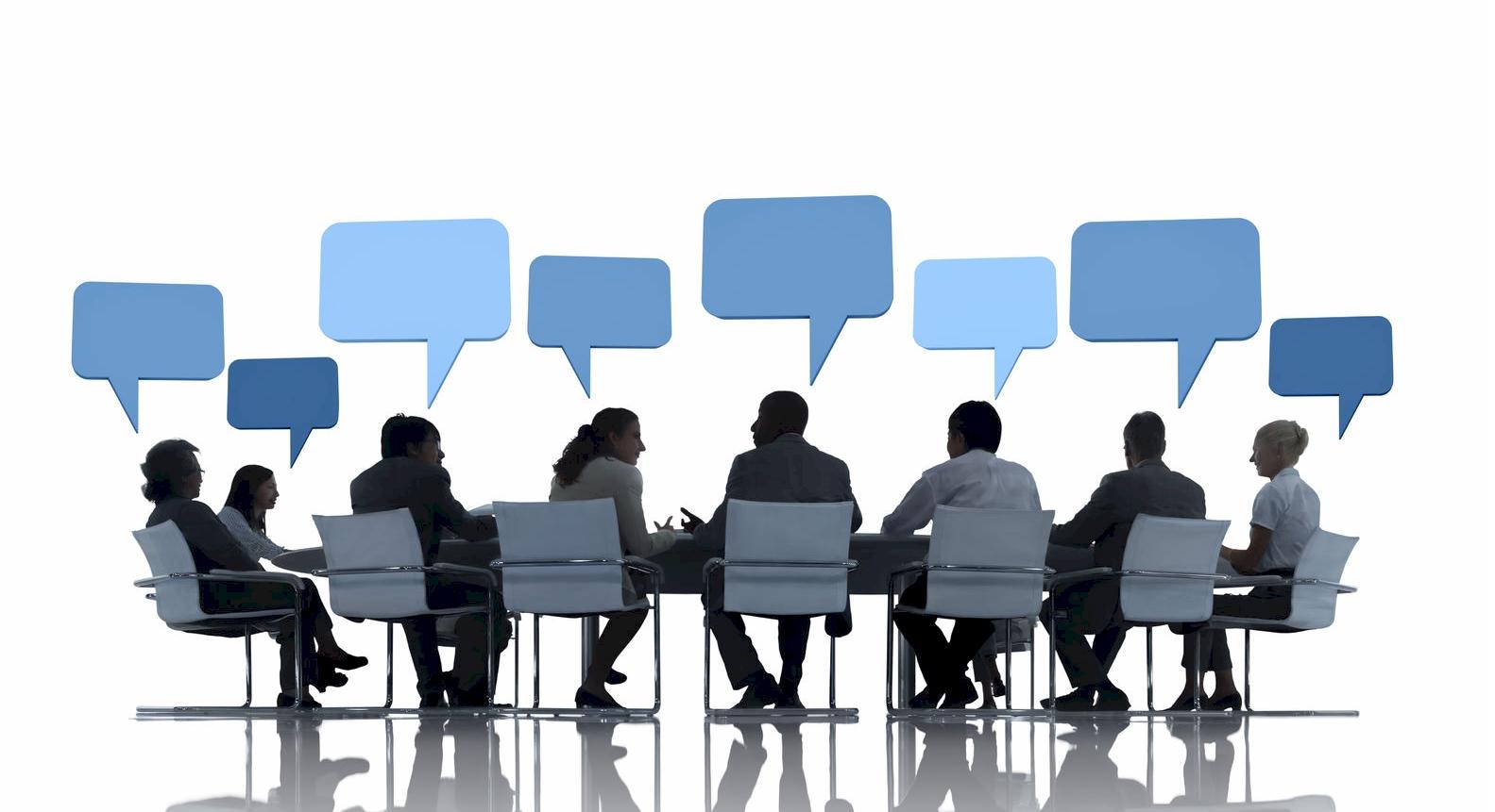 AVT kan voor u de opname van een vergadering of interview uitwerken met spraakherkenning