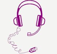Bij AVT kunt u de Dragon software bestellen inclusief (USB-)headset