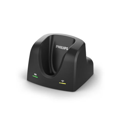 Philips SpeechMike Premium Air SMP4000 - Inclusief handig docking station