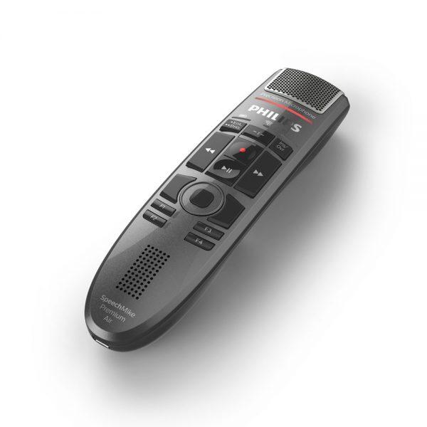Philips SpeechMike Premium Air SMP4000 - Draadloos dicteren