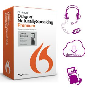 Dragon-NaturallySpeaking-13-Premium-spraakherkenningssoftware-met-USB-headset-en-Philips-digitale-recorder-en-software-download