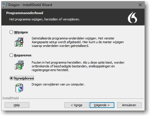 TIP-van-AVT-verwijderen-van-Dragon-van-een-pc-via-de-Setup-Procedure