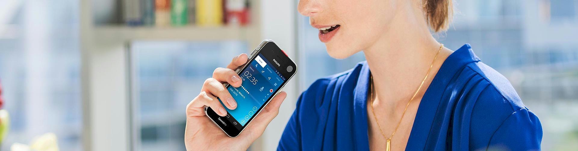 Philips-Speech-Air-Philips-digitaal-dicteren-apparaten-bij-Spraakherkenning