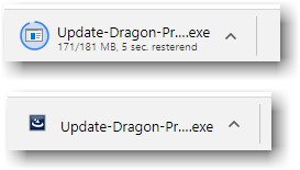 downloading-dragon-15.2-via-Chrome