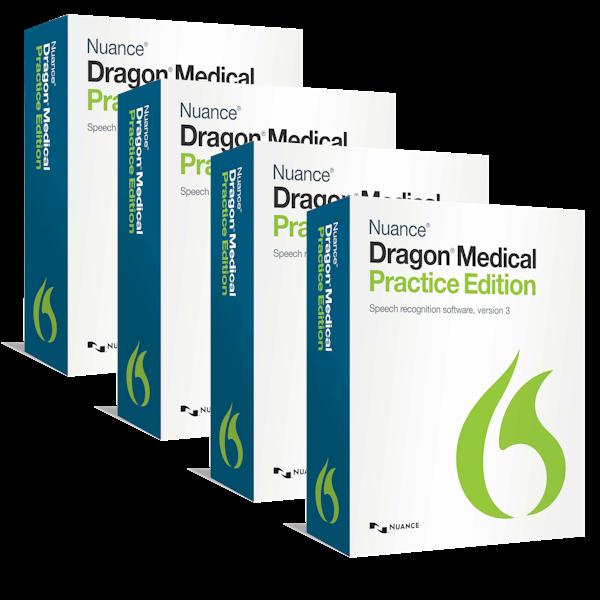 Dragon-Medical-Practice-Edition-3-licenties-voor-meerdere-gebruikers