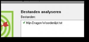 mijn-Dragon-woordenlijst