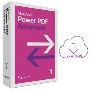 Nuance Power PDF 3.0 Advanced download