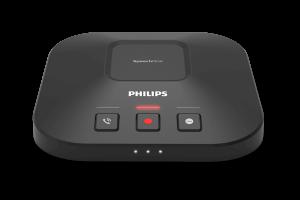 Nieuw! De Philips-SpeechOne PSM6000 dicteerheadset met handig oplaadstation
