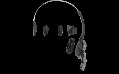 Philips SpeechOne PSM6000 dicteer headset met verwisselbare oorkussentjes