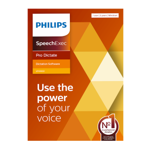 Philips SpeechExec - Dicteer- en Transcriptiesoftware