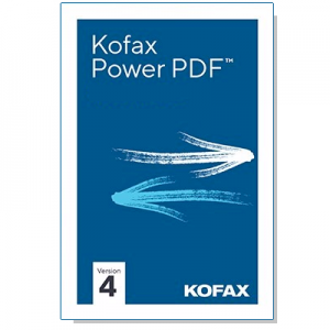 Kofax Power PDF software