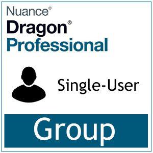 AVT spraak naar tekst spraakherkenning - Dragon Professional Group - Enterprise Dictation- Single User - Bij-AVT