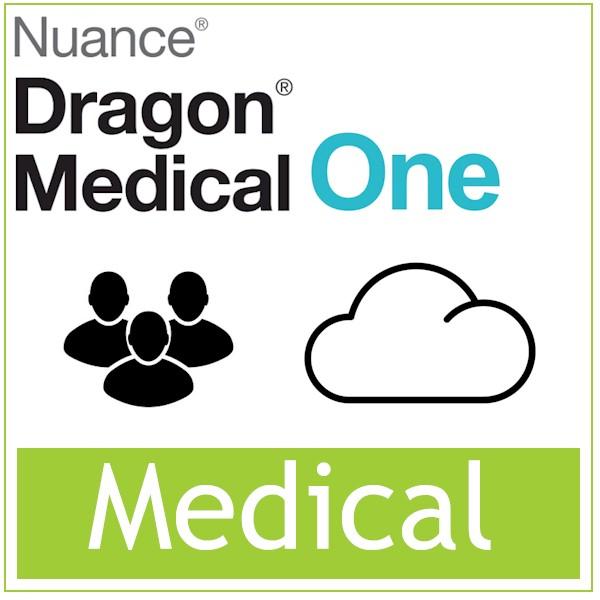 Spraak naar tekst - spraakherkenning voor Medici - Dragon Medical One - Bij AVT, uw officiële verkooppunt